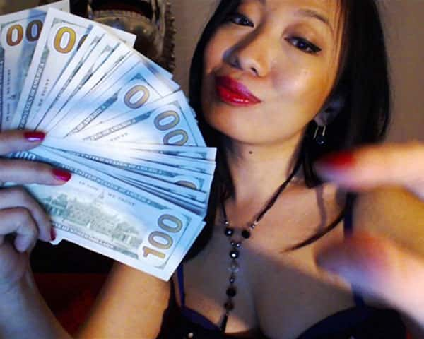 So you're a pathetic PayPig? In that case, hand over all of your cash to Mistress!